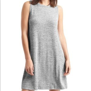 NEW GAP OPEN BACK GRAY DRESS XSMALL